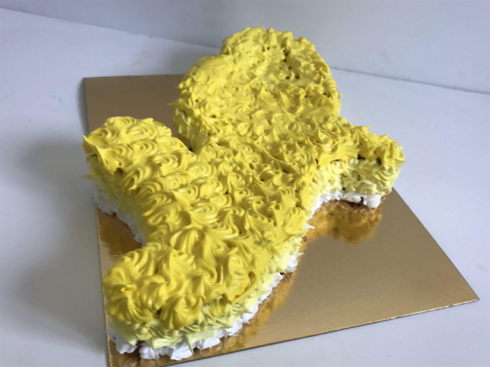 Gâteau fouetté Image